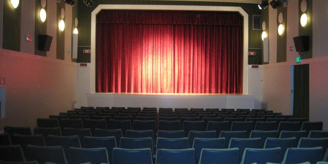 Sala Teatro Dolomiti di Lavarone