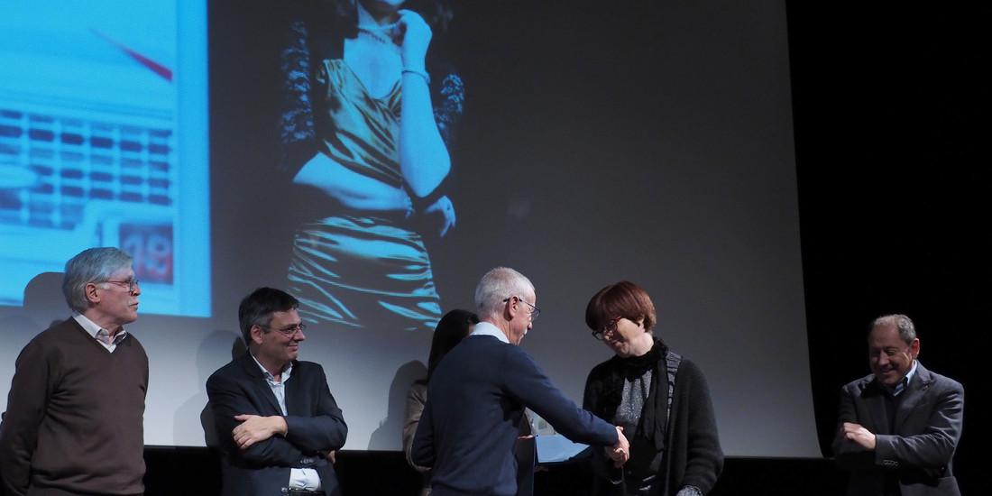 Premio MIGLIOR ATTRICE ad Adriana Decarli