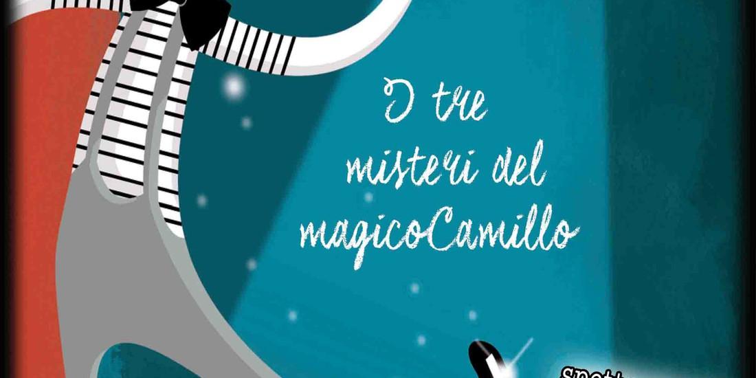 i 3 misteri del magico camillo - spettacolo teatrale per bambini e famiglie