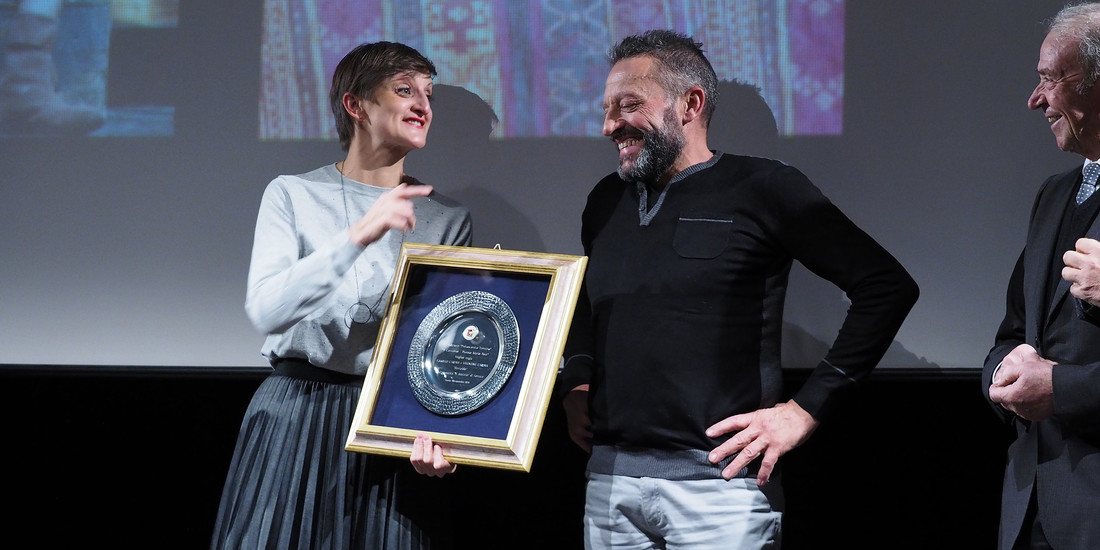 premio miglior regia CAMILLO e VALENTINA CARESIA