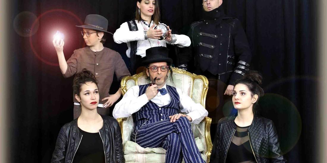 Magico Mistero - spettacolo teatrale per bambini e famiglie
