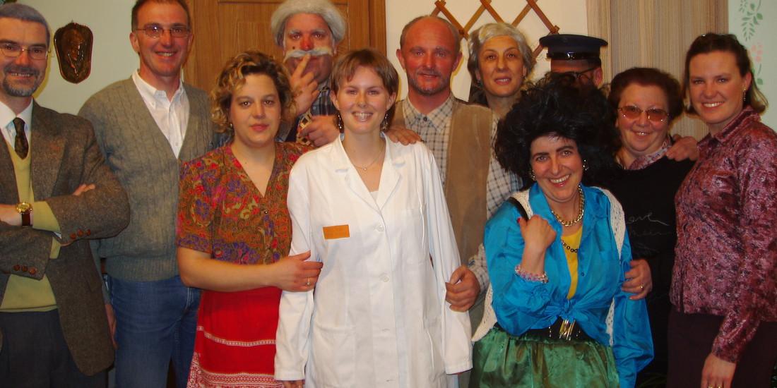 2004 Domando la casa Itea