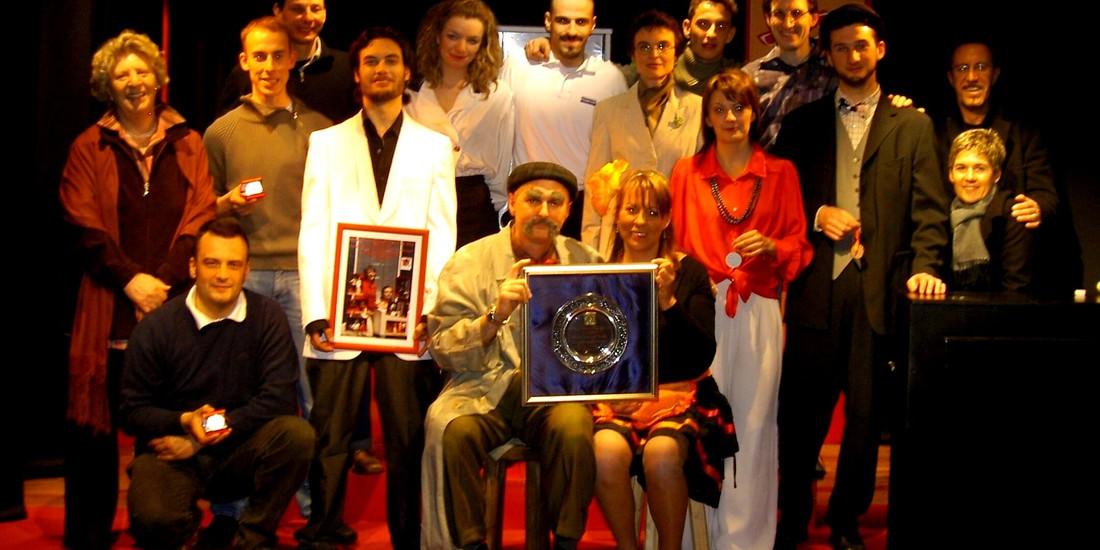IL COLPO DELLA STREGA al Premio Mario Roat
