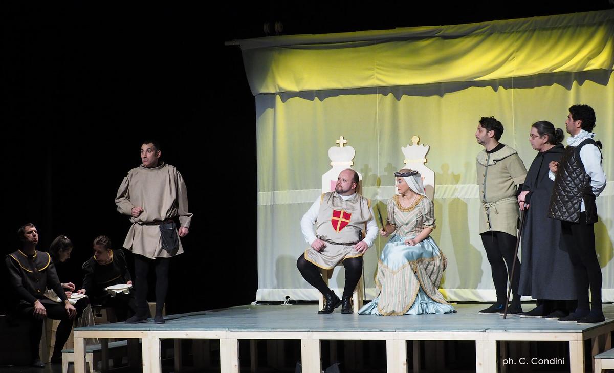 Isabella, tre caravelle e un cacciaballe