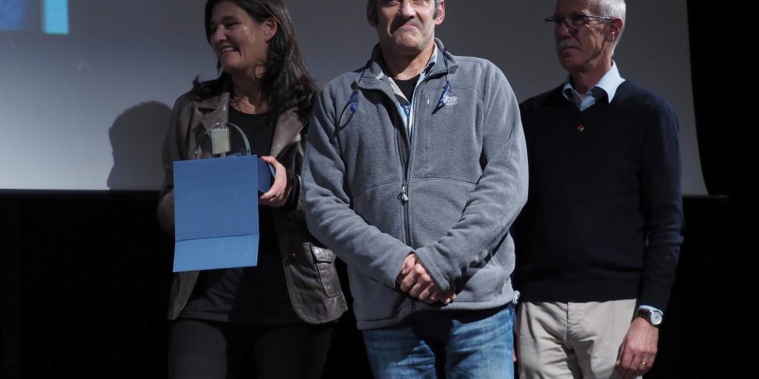 Premio MIGLIOR ATTORE a Dino Patton